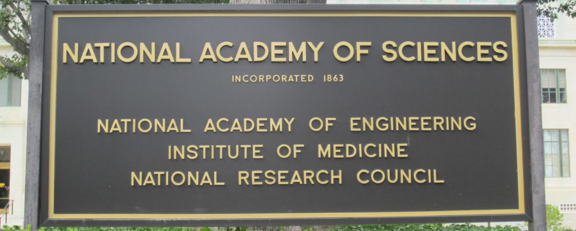 Financial Conflicts at National Academy Advisory Panel on the Future of GMO Regulation