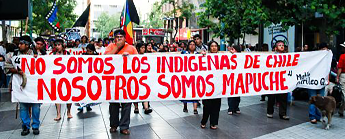 The Struggle of the Mapuche 'People of the Earth'