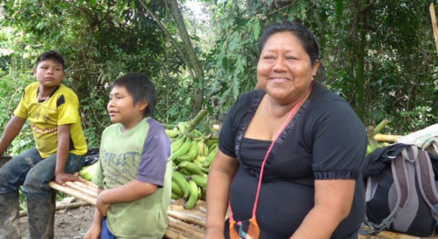 Two Hundred Indigenous U'Wa Occupy Gas Plant in Colombia
