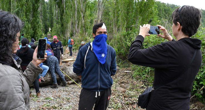 """""""Thanksgiving Day"""" in Mapuche Territory, Chile – Another Racist Attack by the State"""