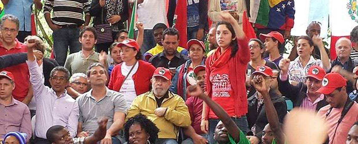 Brazil: MST asks for Land Reform and End to Criminalization of Movement