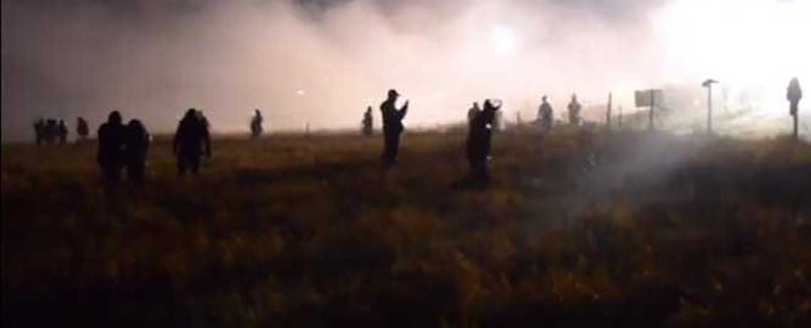 Governor Orders Evacuation at Standing Rock, Tribe Calls on Army Corps to Reaffirm 'No Forcible Removal'