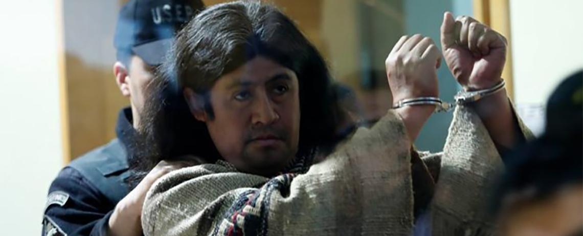 Chile Using Pinochet's Anti-Terrorist Law Against Mapuche People