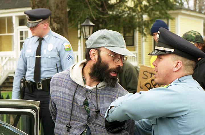 Earth Minute: DOJ Threat To Civil Liberties