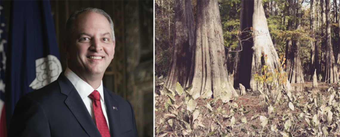 Tell Gov. Edwards: Stop the Bayou Bridge Pipeline
