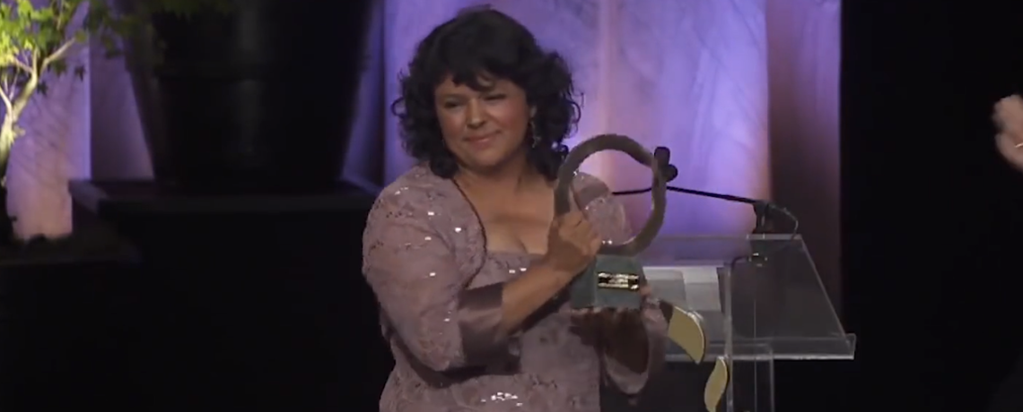 Berta Didn't Die, She Multiplied: Two Year Anniversary of Berta Cáceres' Assassination