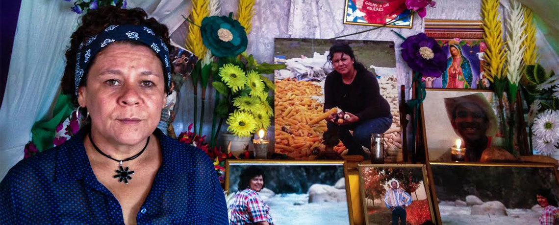 Sowing The Seeds Of Berta Cáceres