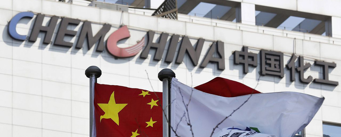 State Owned Enterprise ChemChina Cleared to Take Over Syngenta