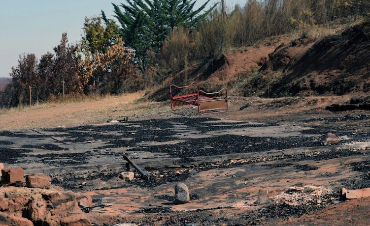 Fires Lead To Red Alert In Chile