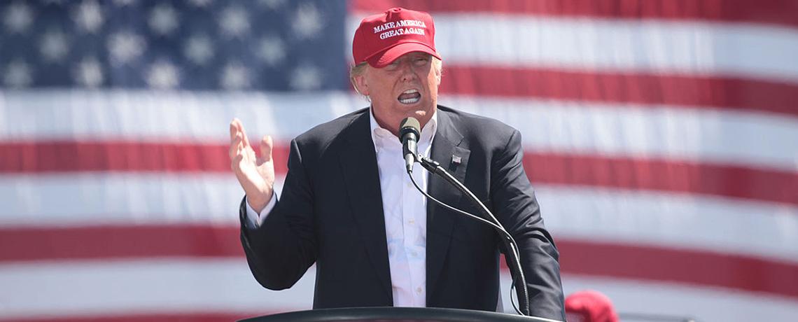 Trump Waging War On Environment, Environmental Agencies