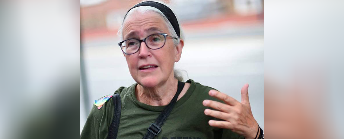 Grandmother, Landowner, & Environmental Advocate Arrested, Placed in Solitary Confinement