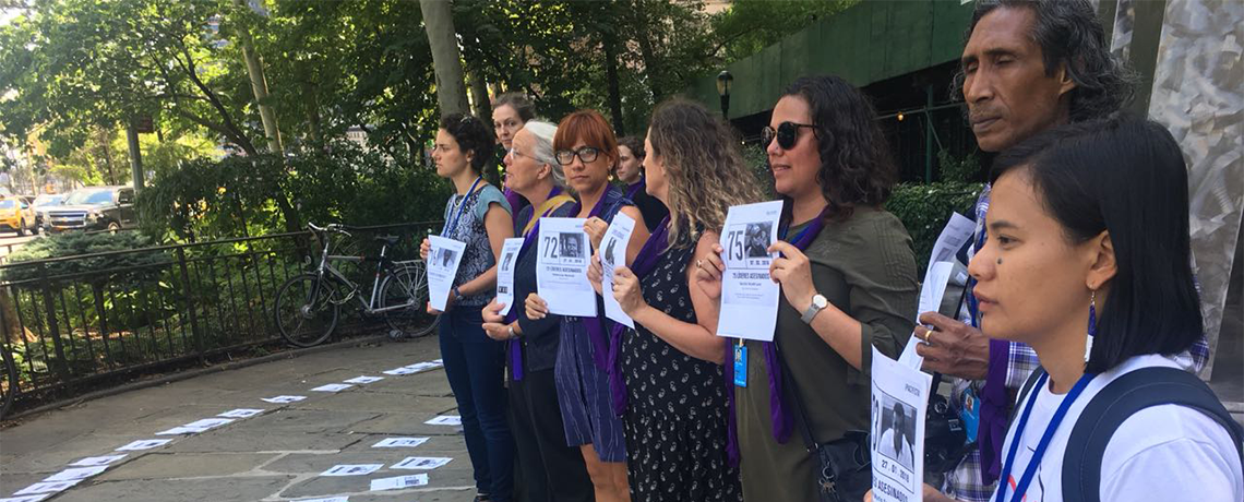 Government Silent: Over 313 Murders of Human Rights and Environment Defenders, Denounce Colombian Activists