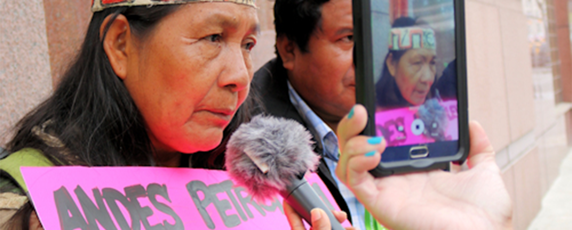 Amazonian Leaders: Chinese Oil Company 'Will Have Blood On Their Hands'