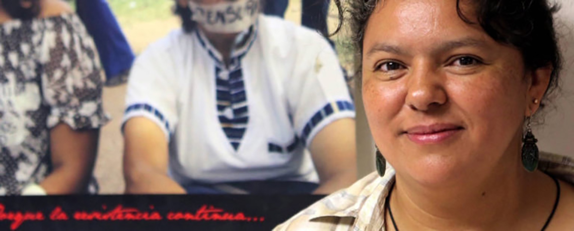 The Vision and Legacy of Berta Cáceres: An Interview with Berta and Laura Cáceres