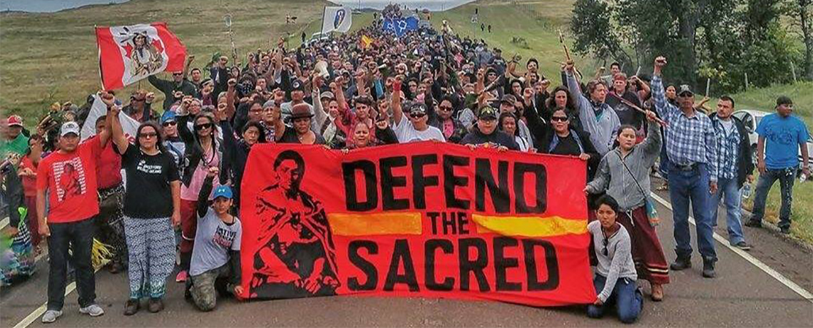 Standing Rock: A Critical Moment in Fight Against the Dakota Access Pipeline