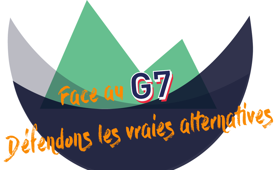 Call to Resist the G7 in Paris and Build Another World –  This August!