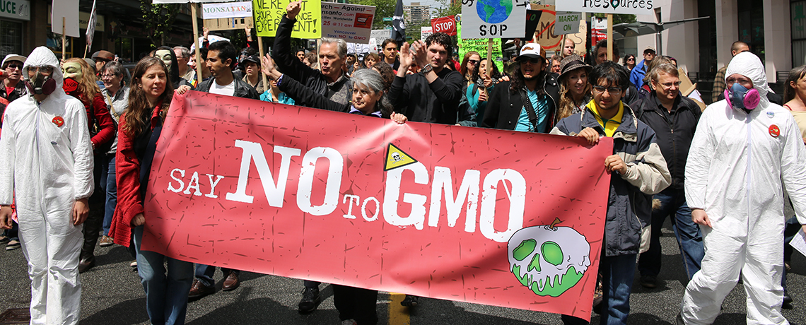 Half a Million Consumers Sign Up to Boycott Brands that Refuse to Label GMOs