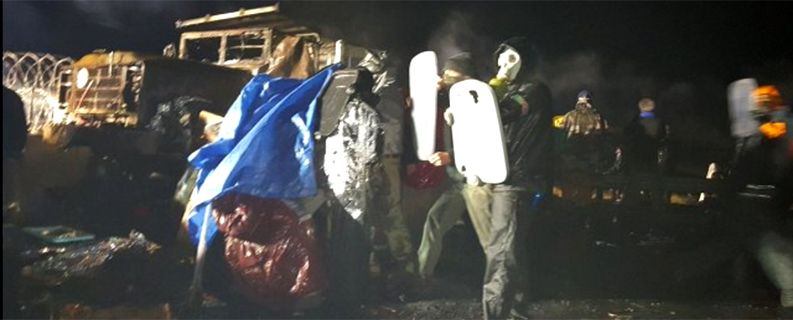 Over 160 Injured After Police Attack Water Protectors With Rubber Bullets, Tear Gas and Water Cannons