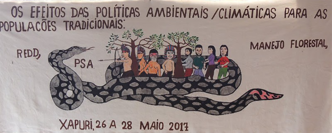 Xapuri Declaration: 'We Reject Any Form of Climate Colonialism'