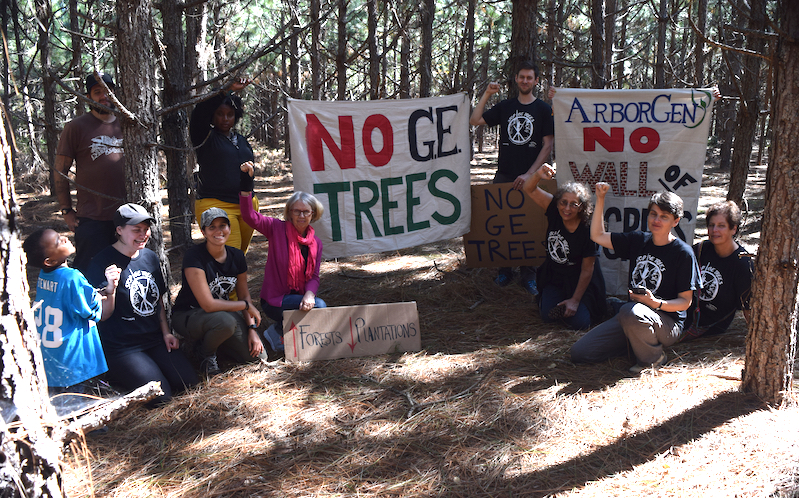 Campaign to STOP GE Trees