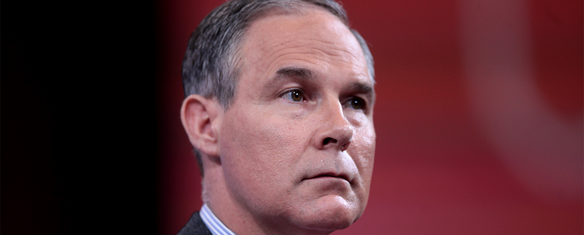 """Pruitt's EPA: Public Told """"No Harmful Health Effects"""" from Radiation Exposure"""