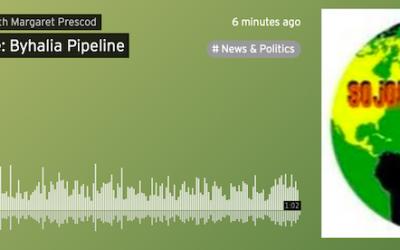 Earth Minute: Byhalia Pipeline