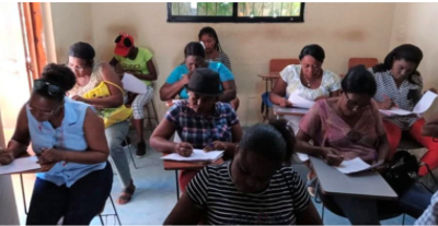 Donate to support the Itinerant University of Resistance in Haiti (UNITE)