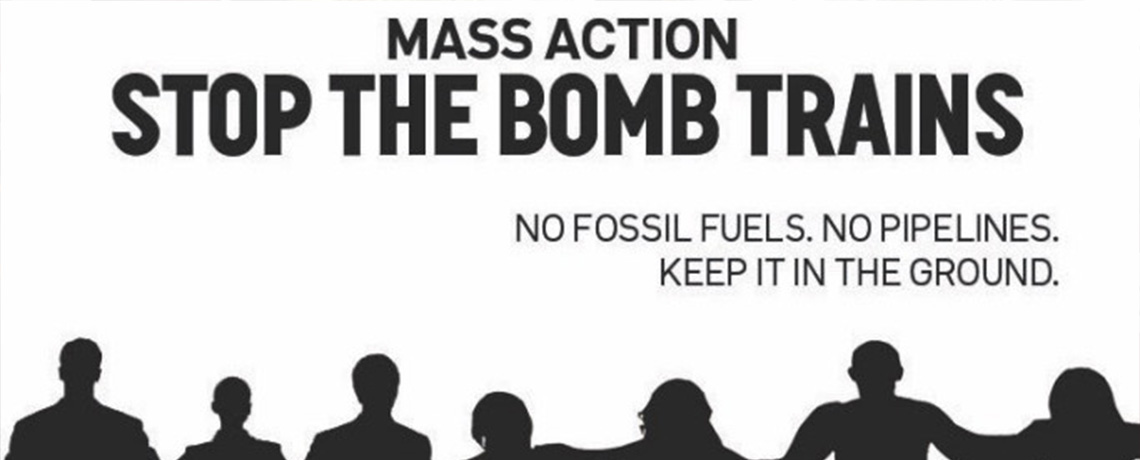 WATCH: FERC Chairman Shut Down During 'Market Based' Climate Talk, May 14 Action Planned for Albany