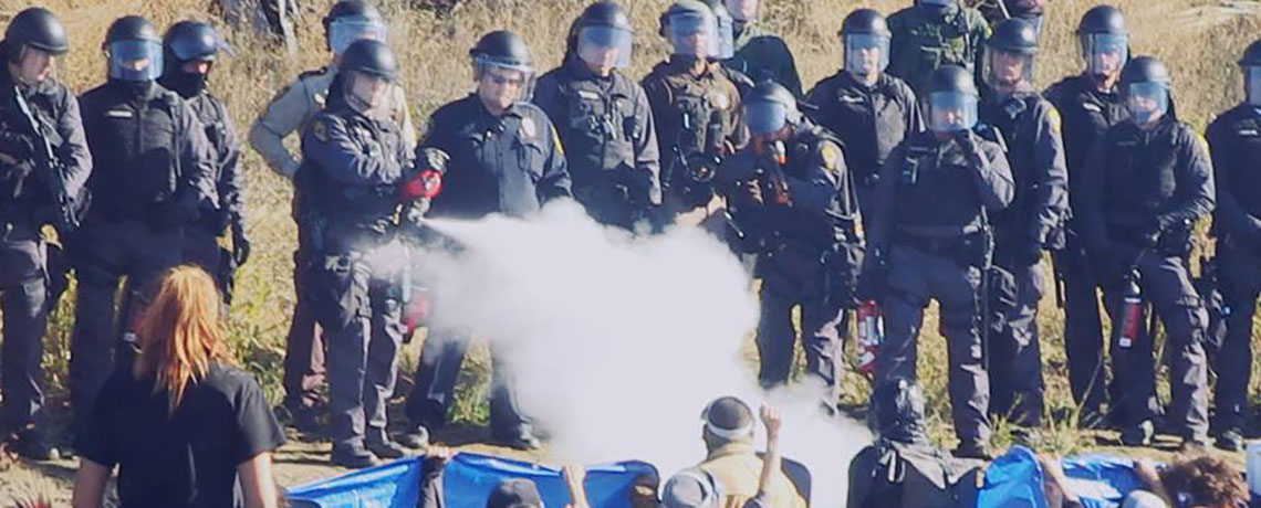 #NODAPL: Army Corps Threatens to Close Oceti Sakowin Camp on Dec. 5