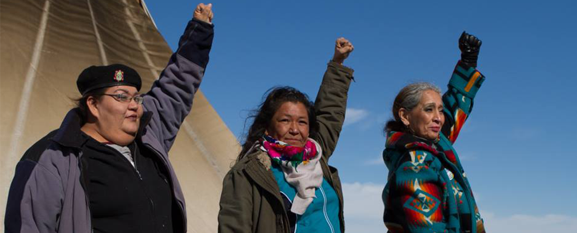 US Army Corps Won't Extend Today's Eviction Deadline, Indigenous Protectors Plea For Help