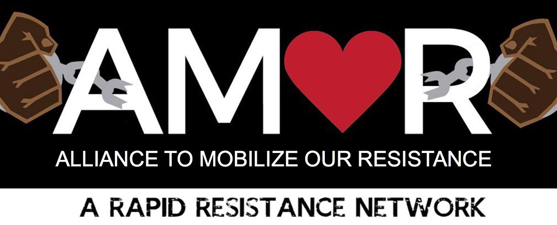 Earth Watch Radio: Arley Diaz of FANG Collective on Alliance to Mobilize the Resistance