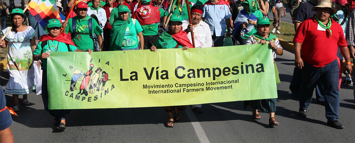 International Peasant Movement Prepares to Converge for Seventh Conference