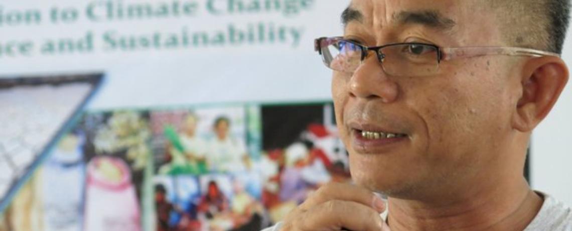 Justice for Atty Ben, Farmer's Rights Advocate