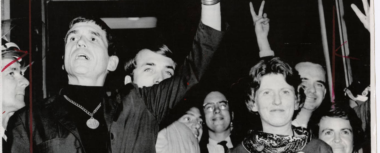 Daniel Berrigan's Death — And Work He Inspired