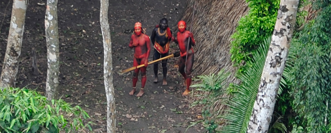 WATCH: Uncontacted Tribes Face Disaster Unless Land is Protected