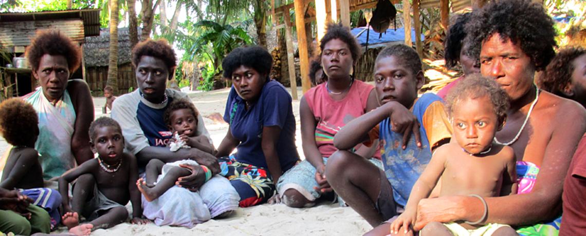 Carteret Climate Refugees Seek Home