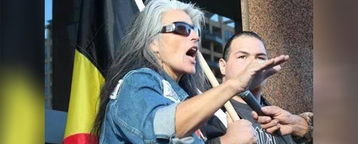 EARTH WATCH RADIO: Native American Activist Corine Fairbanks on Racism, Colonialism and Climate