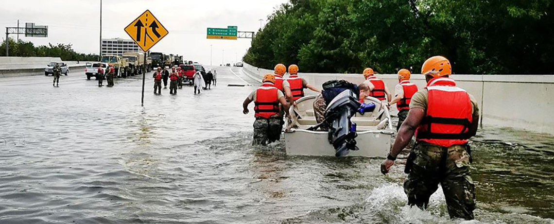 Climate Change and Hurricane Harvey