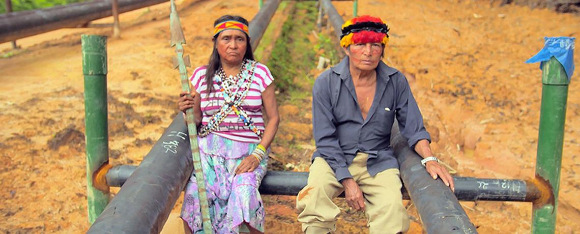 LISTEN: Filmmaker Lyn Goldfarb on New Film Featuring Indigenous Communities Taking on Big Oil
