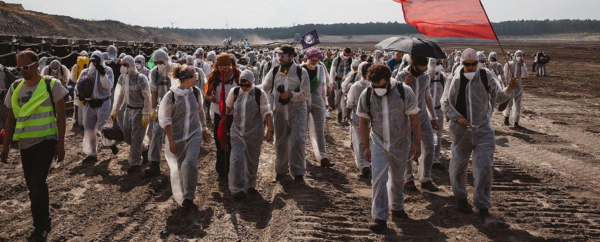 Ultimatum in Germany: Dump Coal or Face Mobilization