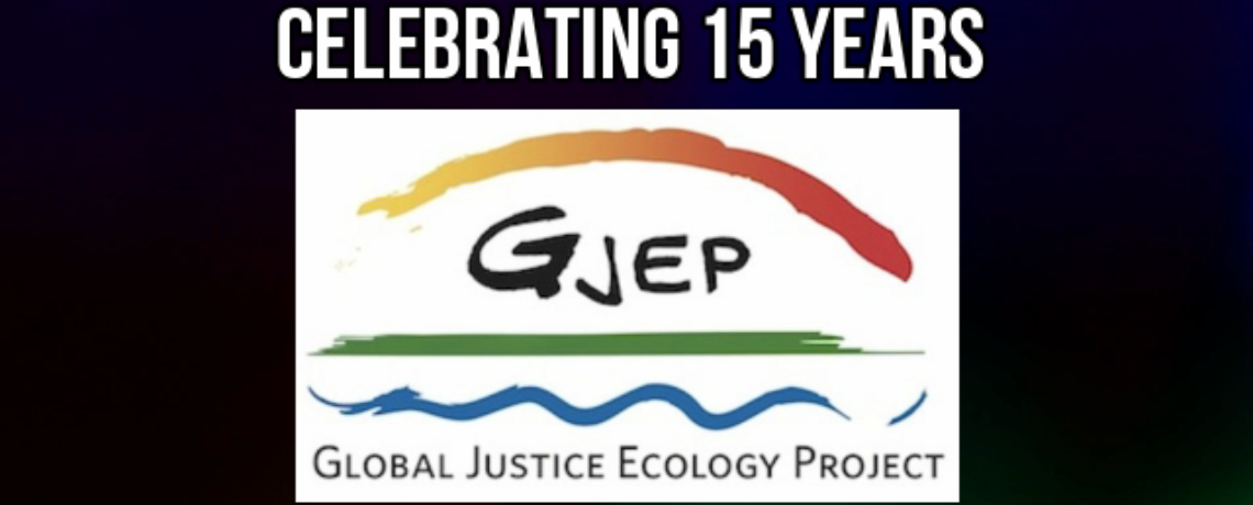 Watch: Friends and Allies Celebrate GJEP's 15th Annivesary