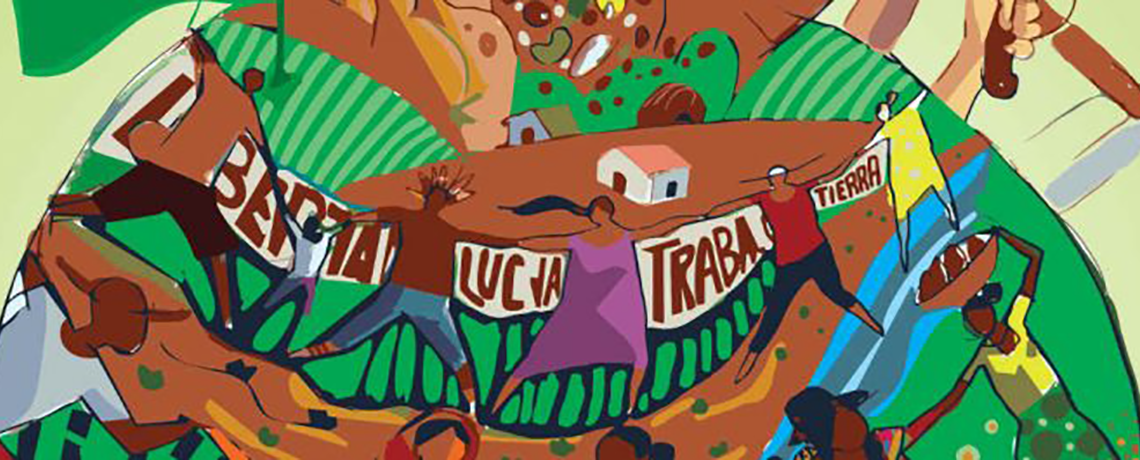International Day of Peasants' Struggles is April 17, 2018: La Via Campesina Calls for Coordination of Decentralised, United Action