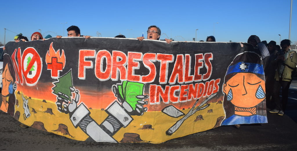 REDD-Monitor: Chile's Repression To Be Rewarded By The World Bank