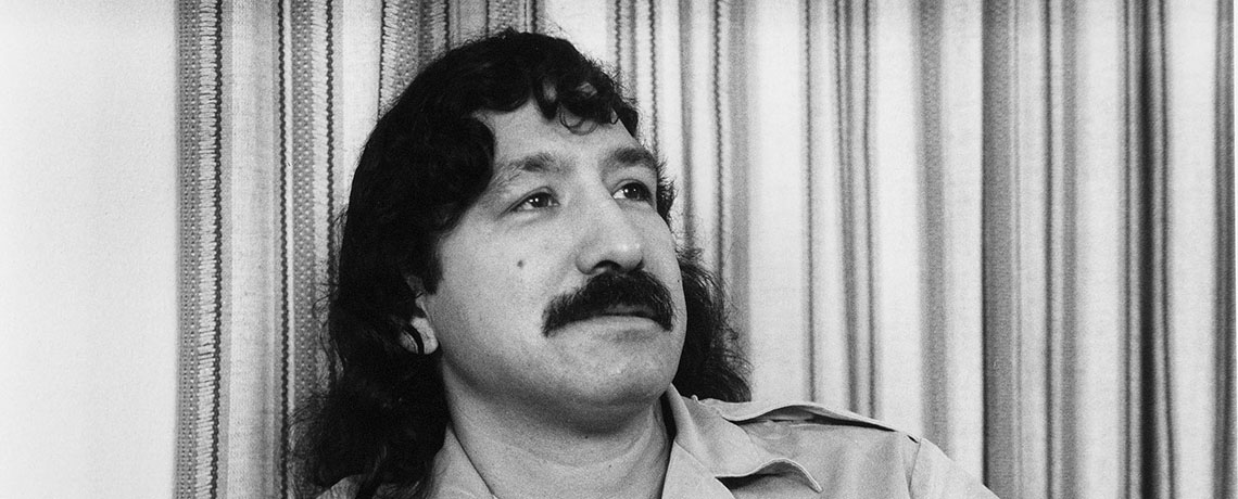 'Mourning Day: Water is Life, Life is Struggle' By Leonard Peltier