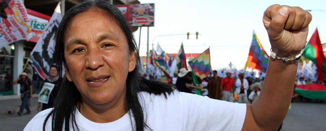 WATCH: Argentine Indigenous Leader 'Abducted' From House Arrest