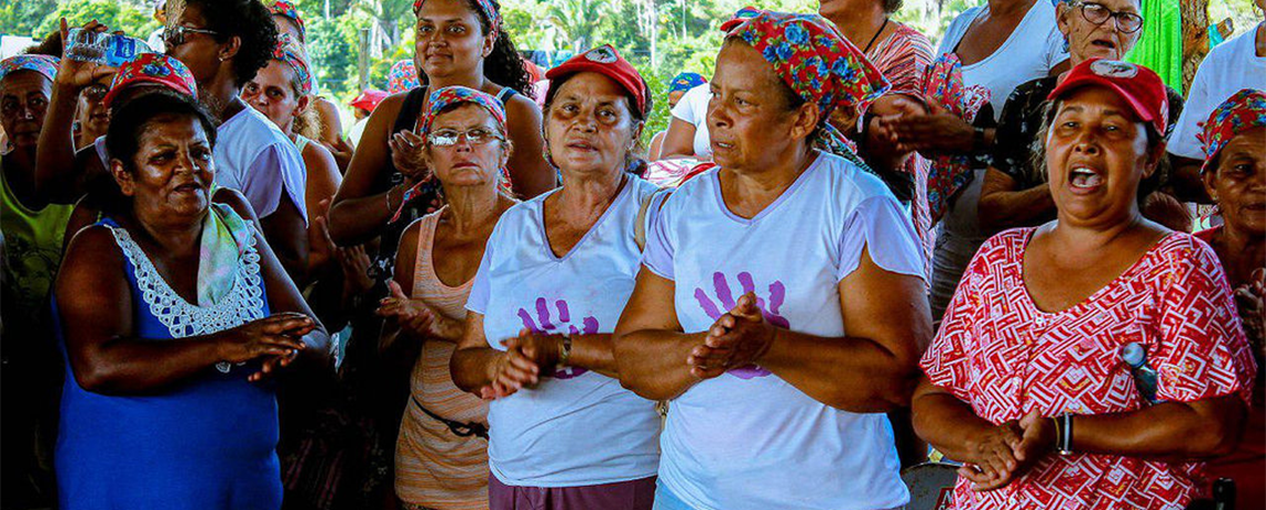 After Suzano pulp mill protest, women in Brazil occupy the company's land in Bahia