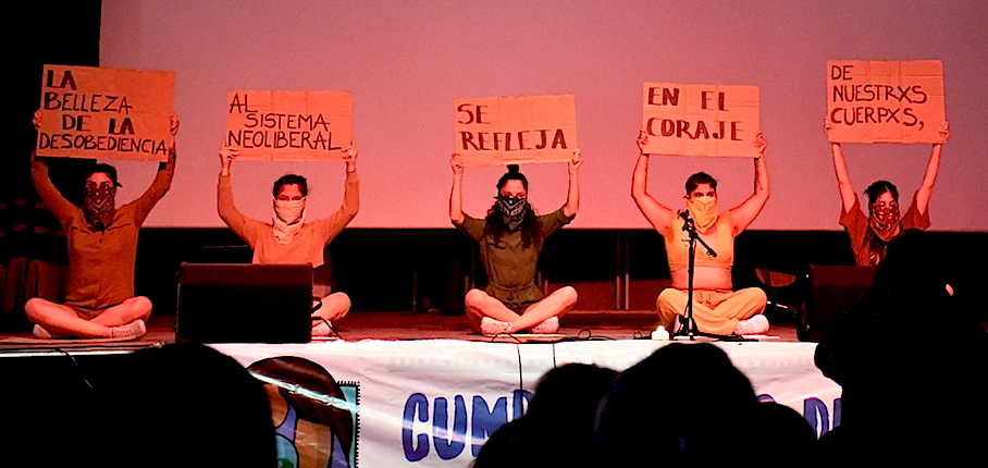 Photos: Cumbre de Los Pueblos–People's Summit Against Neoliberalism and for a Plurinational Chile
