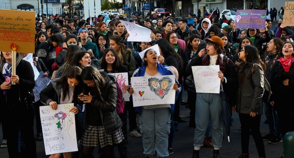 The Guardian: Chilean Women To March In Protest Again