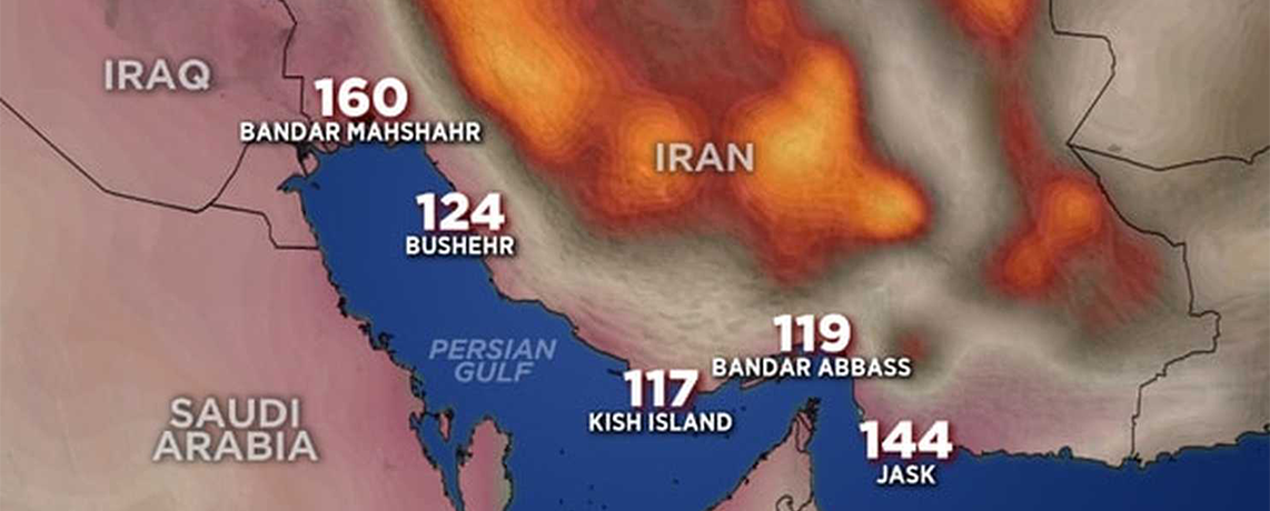 LISTEN: Climate Change's Role in Iran Protests