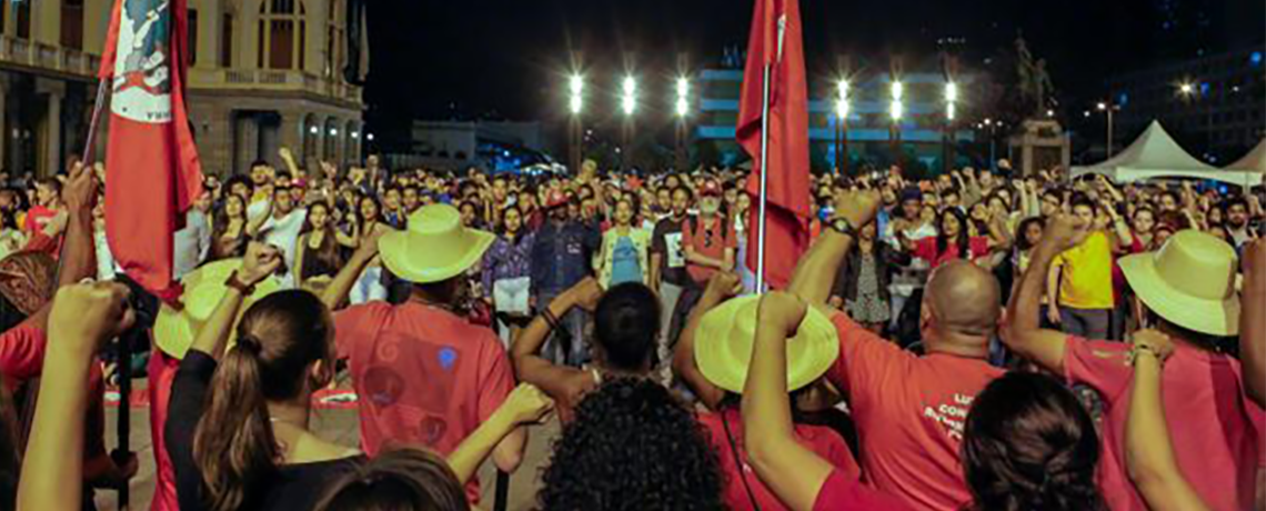 Authoritarian Elitism and Popular Movements in Brazil